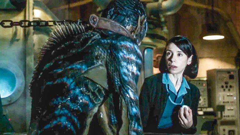 Photo of مراجعة فيلم The Shape Of Water