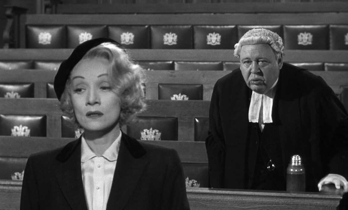 فيلم Witness for the Prosecution