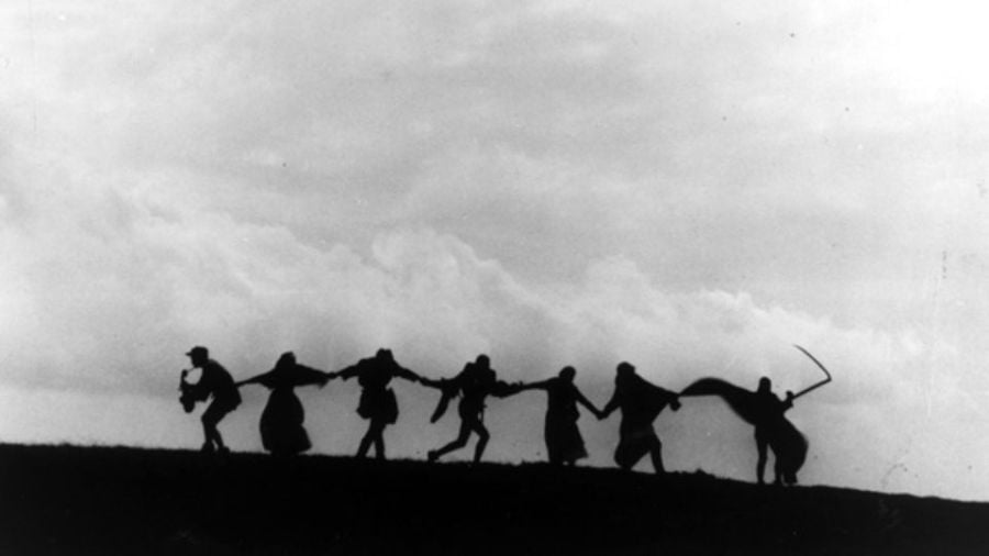 the seventh seal dance