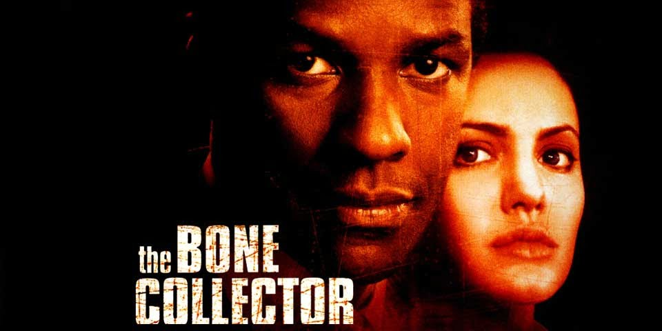 The bone collector 1999 - دينزل واشنطن