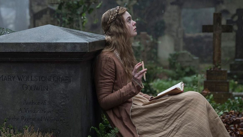 Photo of الإعلان الأول لفيلم Mary Shelley