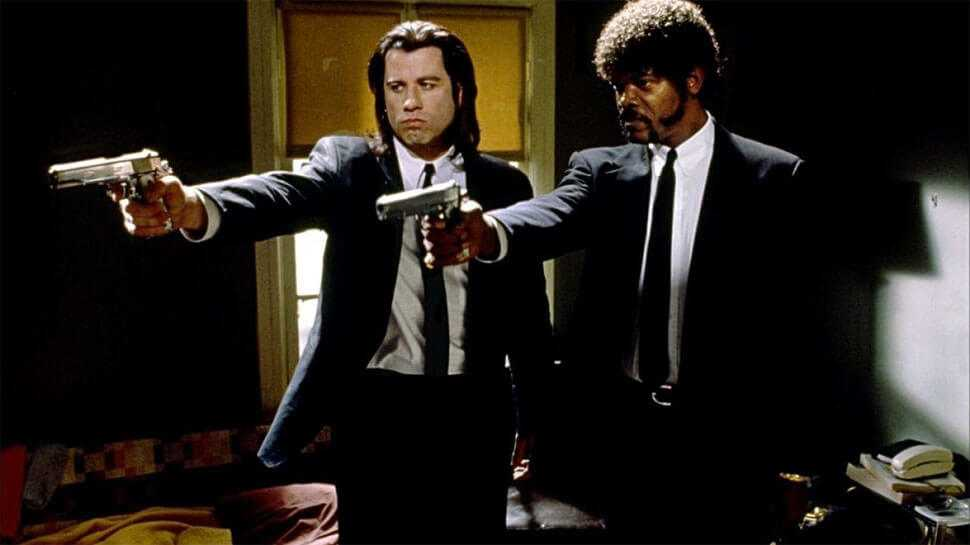 مراجعة Pulp Fiction :