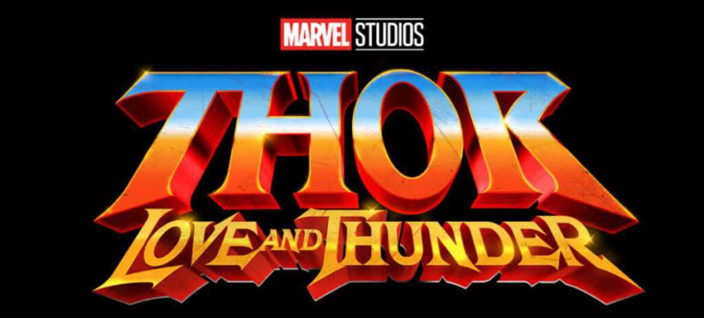 فيلم Thor love and thunder