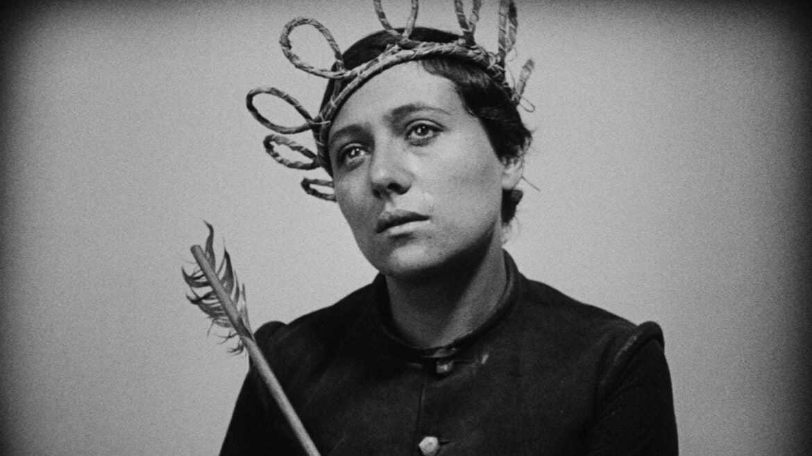 فيلم the Passion of Joan of Arc