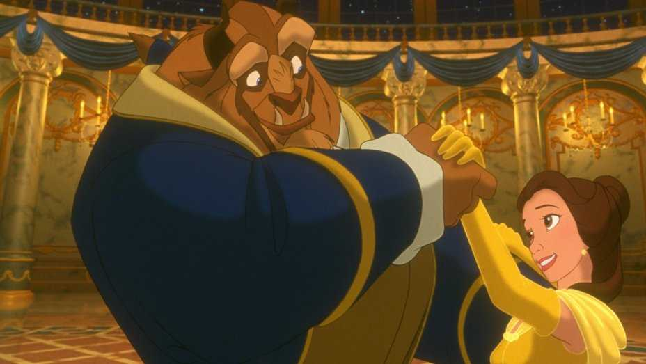 Beauty And The Beast افضل افلام انيميشن