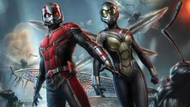 فيلم Ant Man and the Wasp