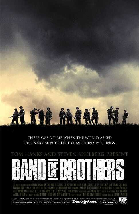 مسلسل Band of Brothers - 2001