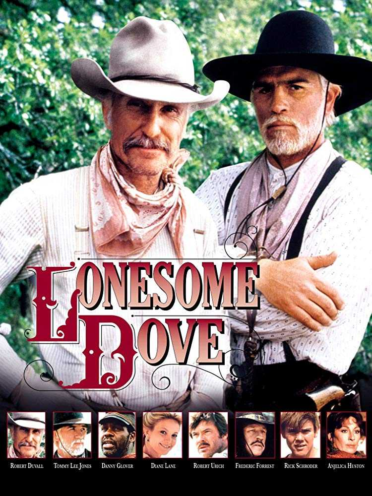 مسلسل Lonesome Dove - 1989