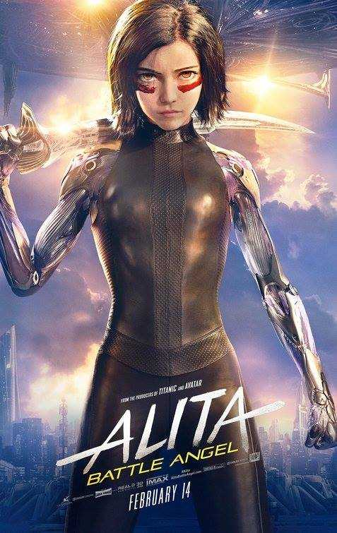 فيلم Alita: Battle Angel اكشن